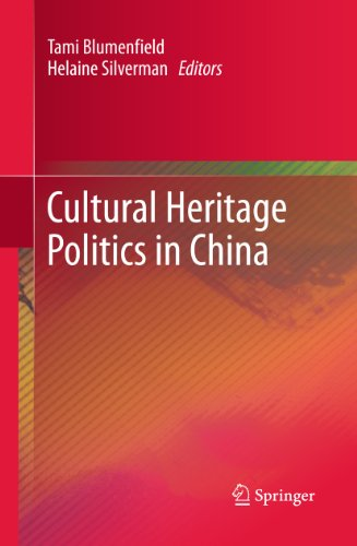 Download Cultural Heritage Politics in China Pdf
