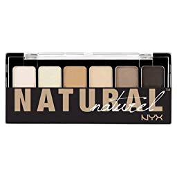 NYX Crease Resistant Eye Shadow (NYX The Naturel Shadow Palette)