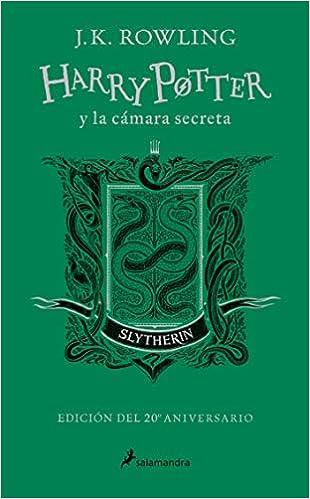 Resultado de imagen de Harry Potter y la cámara secreta. Gryffindor de J. K. Rowling