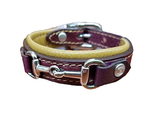 Noble Outfitters On The Bit Bracelet Fig/Brown Sug