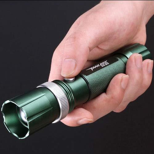 Lkklg Exterior Super brillante Linterna Resplandor Proyector de ...