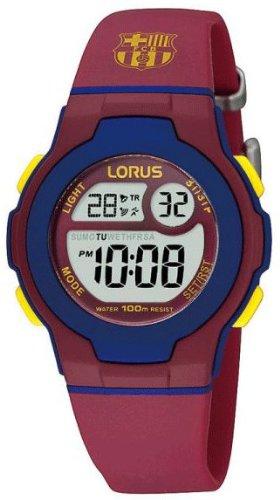 133e0685f19c7 Reloj niño LORUS BARÇA R2337HX9  Amazon.es  Relojes