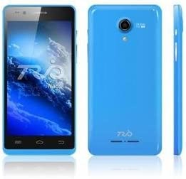 Trio Naos Smartphone con SIM Dual, 4 GB de Roma, Color Azul, Azul ...