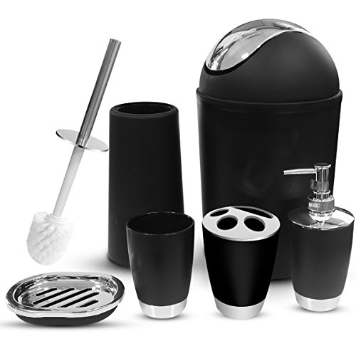 toothbrush holder and trash can - 7