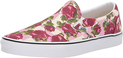 Vans Unisex Classic Slip-On¿ (Romantic Floral) Multi/True White 7.5 Women / 6 Men M US