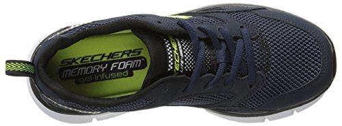 Skechers Zapatillas Azul (Navy Lime)