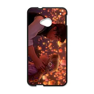 Frozen attractive in love couple Cell Phone Case for HTC One M7