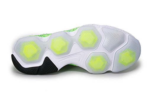 Fit White Flyknit Black Green Zoom Sneakers 698616 Womens 701 Shoes Running Trainers Nike Volt Agility Glow PAg7ntSwqx