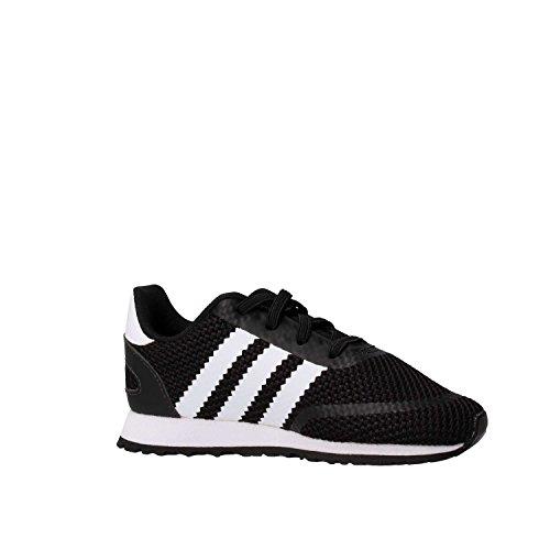 adidas N-5923 el I, Zapatillas de Deporte Unisex Niños Negro (Negbás / Ftwbla / Gritre 000)