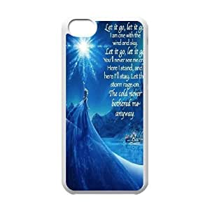 Custom High Quality WUCHAOGUI Phone case Frozen Oalf - Let is Go Protective Case For iphone 4/4s iphone 4/4s - Case-14