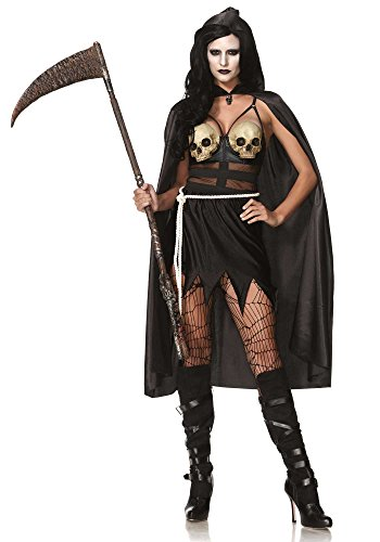 Death Dealer Grim Reaper Costume