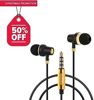 OCDAY In-Ear Noise-isolating Headphones