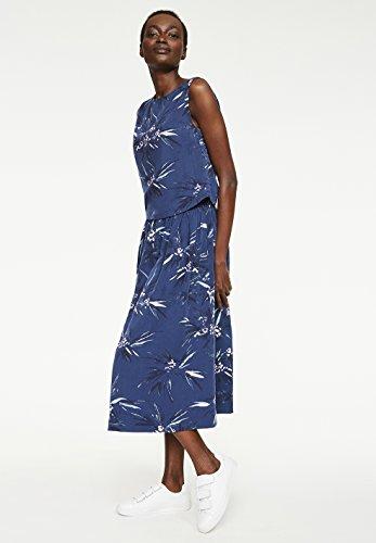 ARMEDANGELS Damen Top aus Tencel® - Kara Floral Swirl - L navy: Amazon.de:  Bekleidung