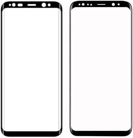 Vidrio de pantalla táctil Galaxy S8 G950 G950A 5.8  (V4N2)