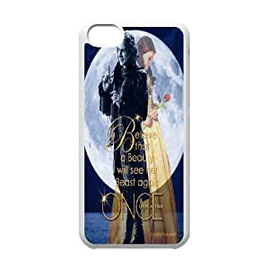 [H-DIY CASE] For Iphone 5c -TV Show Once Upon a Time-CASE-5