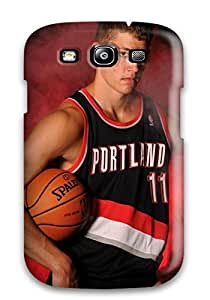 Hot 9598302K594901010 nba basketball rookies portland trailblazers NBA Sports & Colleges colorful Samsung Galaxy S3 cases