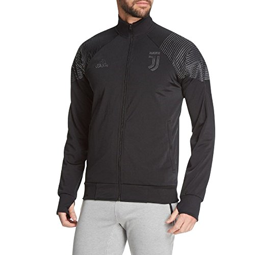 adidas 2018-2019 Juventus LIC Track Top (Black) for sale  Delivered anywhere in USA