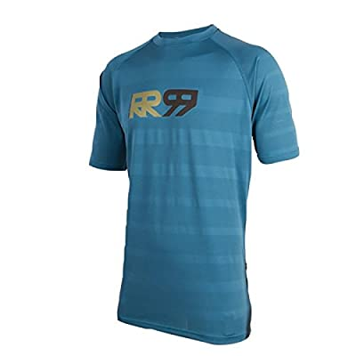Royal Racing Impact Xxl Maillot Manches Courtes Homme, Bleu Diesel, FR : 2XL (Taille Fabricant : 2XL)