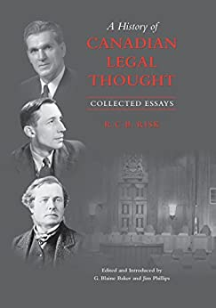 essays in the history of canadian law flaherty Ek williams law library eckhardt-gramatté music library elizabeth dafoe library fr h drake library (st paul's college) jw crane memorial library (deer.