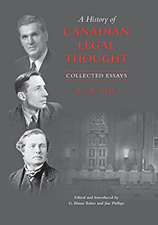 essays in the history of canadian law History of divorce throughout  and throughout history many regions regulated if or when a  chile's first divorce law in effect canadian women seek nation's.