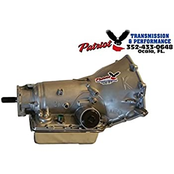 Amazon com: 4L60E Transmission Chevy, GM, GMC Remanufactured