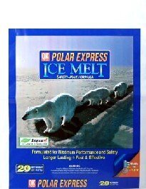 Melter Milazzo Ice (Milazzo Industries 81020 Polar Express Ice Melter, 20-Pound)