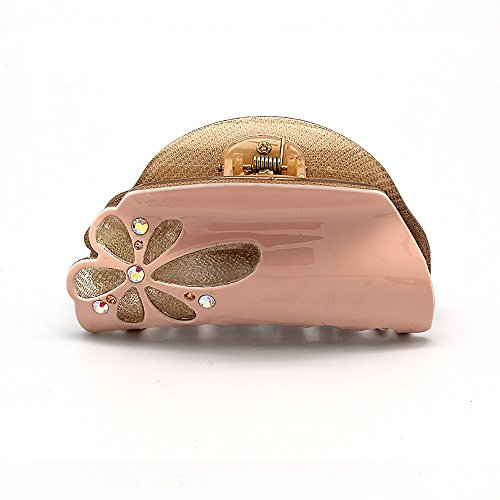 Beautiful Designer Hair Claw Clip for Women and Girls (Style 10)