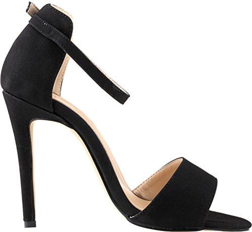 CFP - Zapatos con tacón mujer negro