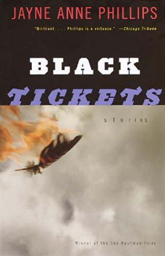 Image of Black Tickets