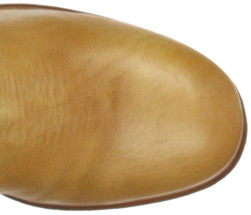 CAFèNOIR GA102 - Botas de cuero para mujer Marrón (Braun (168 MARRONE 168 MARRONE))