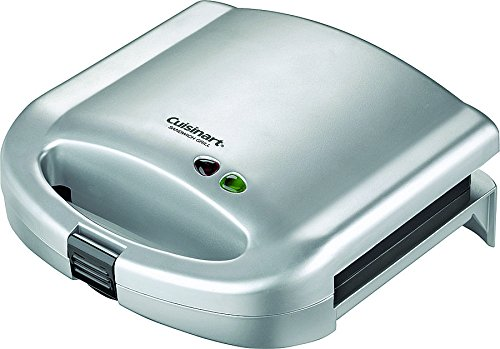 Price comparison product image Cuisinart Grill Brushed Chrome