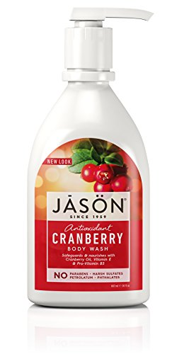 Jason Cranberry Body Wash - 887ml (Packaging may vary)