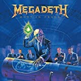 Rust in Peace by Megadeth [Music CD]