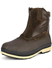 Men's 170410 Waterproof Winter Snow Boots