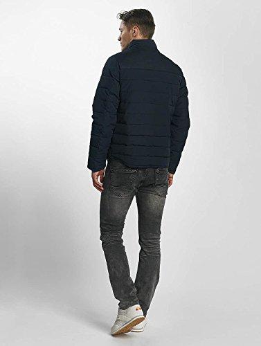 Invernale Uomo Giacche giacca Beeston Blu Industries Vintage pRwI00