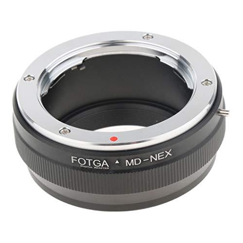 Street27 for Minolta MD MC Lens to Sony E Mount Adapter MD-NEX Screw Lens Mount Ring NEX-3 NEX-5 NEX-6 NEX-7 Mirror Less Camera Body