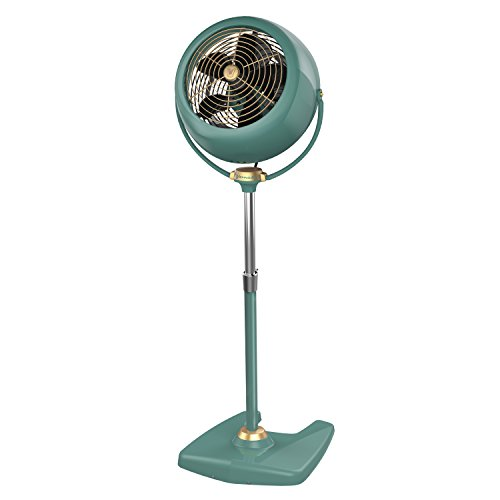 Vornado - Vfan Sr. Pedestal Vintage Circulator Fan - Green