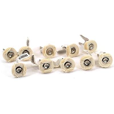 """Generic NV_1008003376_YC-US2 oriesuff 1 3/4"""" els 1 10 Polishing & Rota Rotary Tool ol Ac Buffing Wheels ries Accessories 10 Poli"""