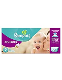 Pampers Cruisers Diapers Size 5, 96 Count BOBEBE Online Baby Store From New York to Miami and Los Angeles