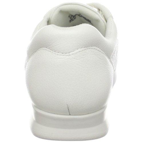 Chaussure Dessinée Parade Des Femmes Ii Veau Blanc