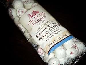 Hickory Farms Peppermint Snow Mints 10 Oz.