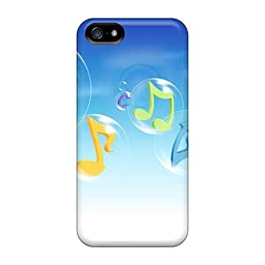 Shock-dirt Proof Colormusic Case Cover For Iphone 5/5s