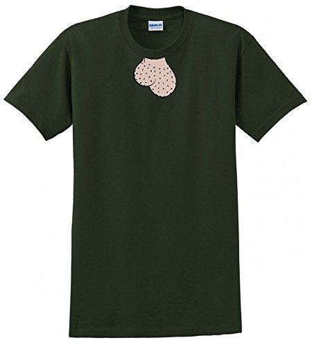 Blackout Tee's Have Small Balls dickhead Halloween teabag Dick Head Costume Mens Funny Tee T-Shirt -