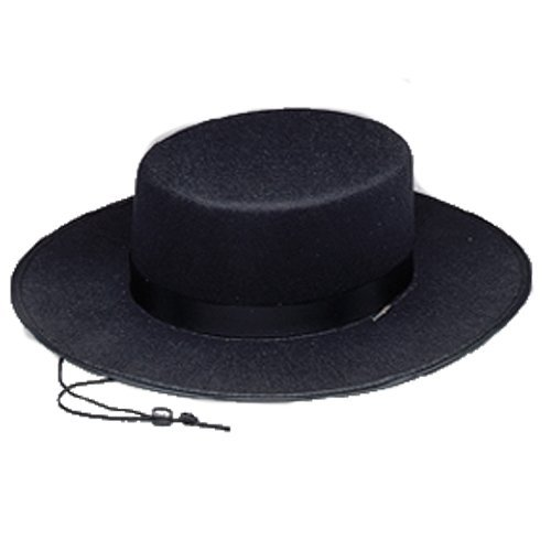 Hat Quaker (Felt Spanish Hat)