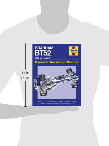 Brabham BT52 Owners\' Workshop Manual 1983 (all models): An insight ...