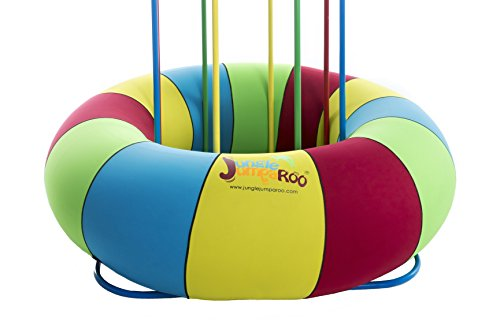 Jungle JumpaRoo Tube Cover - Protects and Adds Color - Indoor/Outdoor Jungle Gym by Jungle JumpaRoo