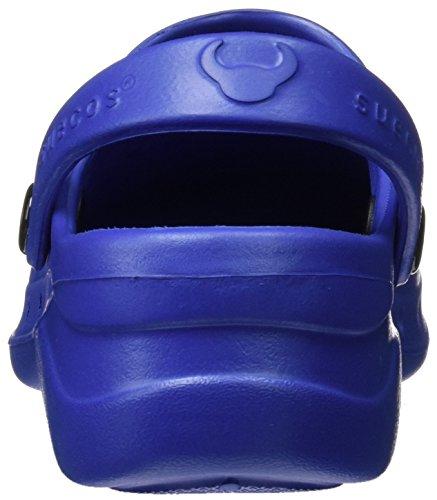 Travail Bleu 03 Adulte Mixte de Skoll Suecos®®®®®®®®® Sabots Blue Fwqx4tFUC