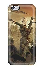 Pretty WucQWLp3119wtgrU Iphone 6 Plus Case Cover/ Blondie Rocket Sweetpea In Sucker Punch Series High Quality Case