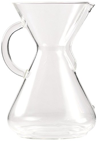 chemex-10-cup-glass-handle-coffee-maker-with-free-foxgallery-coffee-guide