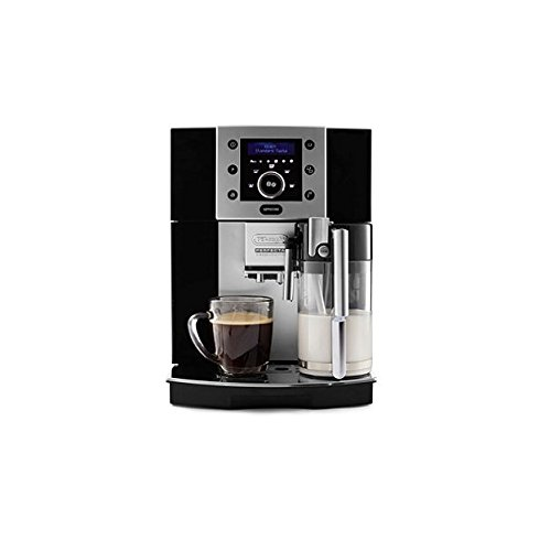 DeLonghi ESAM5500M Perfecta Digital Super-Automatic Espresso Machine, Metallic Blue by DeLonghi